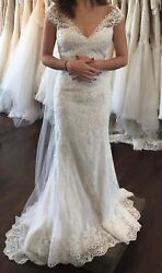 WTOO by Watters Polina Wedding Gown Brand New with Tags Wedding dress Size 4 $1,100.00