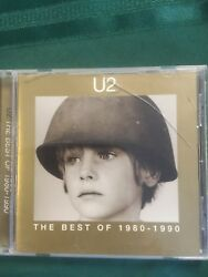 The Best of 1980-1990 by U2 (CD Apr-2004 Island (Label))