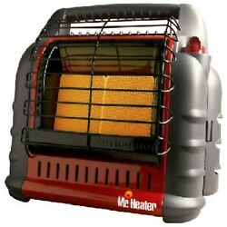 Mr. Heater MH18B Portable Propane Heater Top Daily Deal