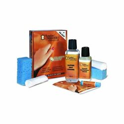 Leather Master Leather Care Kit with Ink Lifter