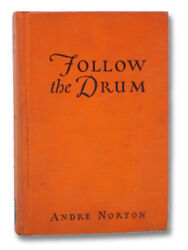 1942 1st Ed Andre Norton Follow Drum 3rd Novel Published Before She Wrote Sci Fi