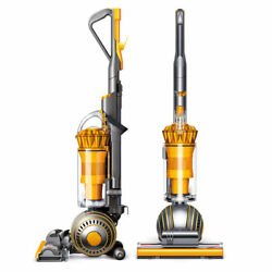 Dyson Ball Multi Floor 2 Upright Vacuum  Yellow  Refurbished