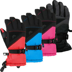 Kids Winter Gloves Gordini Stomp Insulated Snow Snowboard Gloves NEW $30.59