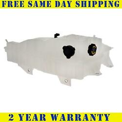 HeavyDuty Coolant Recovery Tank For Freightliner Cascadia W Sensor Direct Fit  $85.50