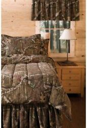 Bedding Comforter Set Queen Size Camouflage Boy Man Cover Pillow Case Home NEW