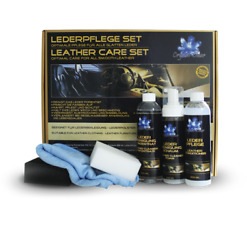 Leather Care Pro Kit Car Seats Furniture High Quality Made In Germany Valentine