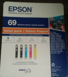 EPSON INK 69 VALUE PACK $54.95