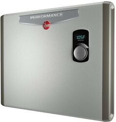 Water Heater Tankless Electric Hot Instant Gas Propane Shower Portable Boiler
