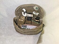 Tactical Tailor First Responder Medical Medic Pouch Pack MOLLE with Supplies