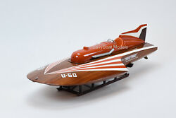 U 60 Miss Thriftway Lake Washington Hydroplane Race Boat Model 36quot; RC Ready $569.00