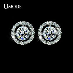 UMODE Top Quality Summer Jewelry Design Round Cut