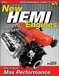 New Hemi Engines 2003 to Present : How to Build Max Performance Paperback by...