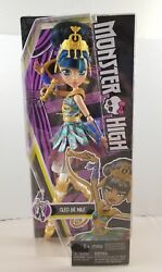 NEW Monster High Ballerina Ghouls Cleo De Nile Doll Daughter Of Mummy NEW