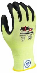 Radians RWGD100 Axis D2 Cut Protection Level A3 Touchscreen Glove $11.94