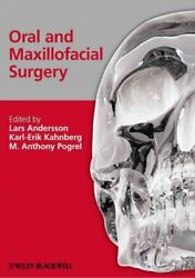 Oral and Maxillofacial Surgery Hardcover by Andersson Lars (EDT); Kahnberg...