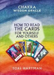 Chakra Wisdom Oracle : How to Read the Cards for Yourself and Others Paperba...