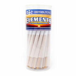 Elements Rice Paper King Size Pre Rolled Cones 50 Pack $13.99