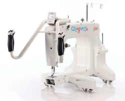Grace Q'nique 15R Long Arm Quilting Machine NEW