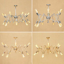 Modern LED Ceiling Lamp Spider Chandelier Lighting Pendant Lights Fixtures $215.25