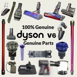 Genuine Dyson V6 Absolute Motorhead Animal Cordless Vacuum REPLACEMENT PARTS $14.95