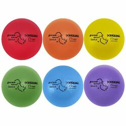 Champion Sports Rhino Skin Basic Dodgeball Set 7