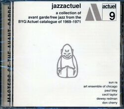 SEALED NEW CD Sun Ra Art Ensemble Of Chicago Don Cherry Etc. - Jazzactuel: A