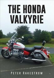 Honda Valkyrie Paperback by Rakestrow Peter Brand New Free shipping in th...