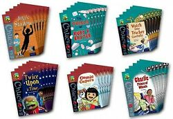 Oxford Reading Tree Treetops Chucklers: Level 15-16: Pack Of ISBN 019839201X...