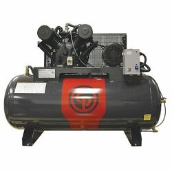 CHICAGO PNEUMATIC RCP-C10123HM Electric  Air Compressor 2 Stage35 cfm
