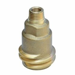Onlyfire QCC1 ACME Nut Propane Gas Fitting Adapter 14