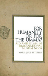 Petersen Marie Juul-For Humanity Or For The Umma?  (UK IMPORT)  BOOKH NEW