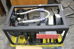 TECH SYSTEMS WABCO MOTOR DRIVEN AIR COMPRESSOR 2CY2MD WORKING PERFECT