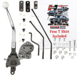 1968 Chevelle HURST 4 Speed Shifter Kit Factory Muncie M20 M21 M22 SS 396 Malibu