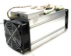 Bitmain Antminer S9_13.5T Fair Condition No Power Supply
