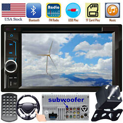 For Jeep Patriot Wrangler Compass Car CD DVD Stereo Bluetooth HD