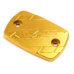 Motorcycle Front Brake upper pump Reservoir CNC Cover For Yamaha YZF R3