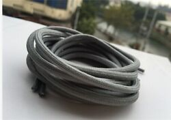 Gray long high boot shoe laces for hiking 36 38 40 45 48 52 54 56 58 60 inch