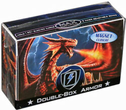 Dragon Fury Double Deck Box Max Protection GAMING SUPPLY BRAND NEW ABUGames $7.49