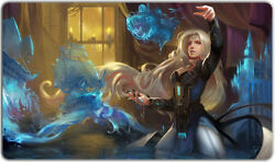 Ethama Water Sculptor Playmat Inked Gaming GAMING SUPPLY BRAND NEW ABUGames $19.99