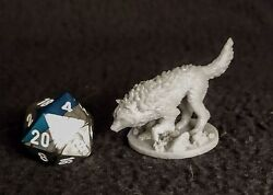 Sinister Mini's - 1x Dire Wolf Unpainted
