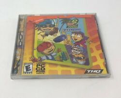 Nickelodeon Rocket Power Extreme Arcade Games PC Good Con. $8.95