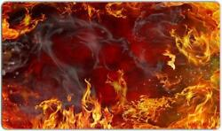 Fire Dragon Playmat Inked Gaming GAMING SUPPLY BRAND NEW ABUGames $19.99