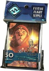 Hacan Lord Sleeves 50ct Fantasy Flight GAMING SUPPLY BRAND NEW ABUGames $4.99