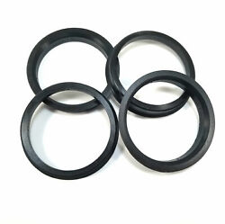 Coyote Wheel Hub Centric Spacer Rings 64.15mm ID - 73mm OD (4x4pcs)