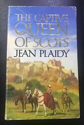 The Captive Queen of Scots by Jean Plaidy 0330370189 AU Free Post 🇦🇺