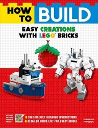 How to Build Easy Creations with Lego Bricks Paperback by Frangioja Frances...