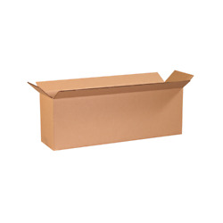 24x6x8 SHIPPING BOXES - 25 or 50 pack - Packing Mailing Moving Storage