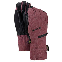 BURTON Womens 2019 Snowboard Snow Gore tex Under Gloves Port Royale Heather $41.97
