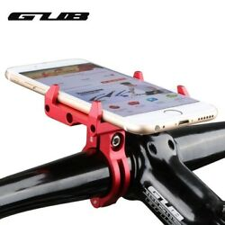 Aluminum Bicycle Phone Holder For 3.5 6.2 inch Smartphone Support GPS Bike Phone $5.99