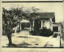 1932 Press Photo Hawaiian home of murder suspect Mrs Fortesque - nef71405